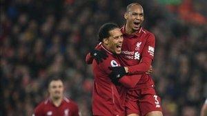 Sigue el Newcastle - Liverpool (ES)