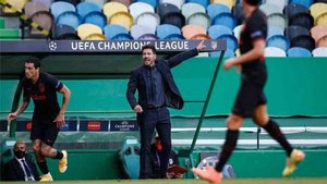Simeone ha firmado una de sus peores temporadas