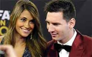 Boda de Leo Messi y Antonella Rocuzzo