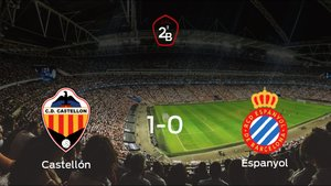 Triunfo del Castellón ante el Espanyol B (1-0)