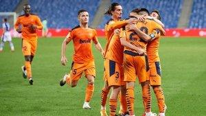 El Valencia puede rematar una buena racha