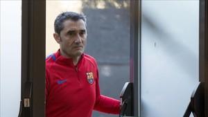 Valverde confirmó que Rafinha tiene la puerta de salida abierta