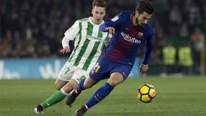 Valverde cuenta con André Gomes