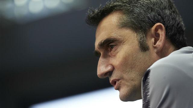 Valverde: Esperamos tener a Umtiti pronto con nosotros