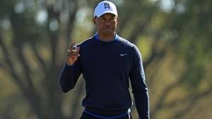 Woods empezó como un tiro en el Arnold Palmer Invitational