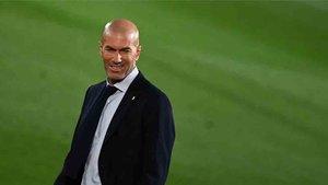 Zidane no quiere ningún tipo de eurofia en el Real Madrid