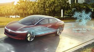 Volkswagen prueba la computación cuántica