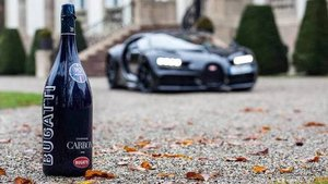 Champagne Carbon.