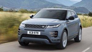 El nuevo Range Rover Evoque.