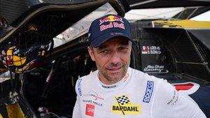 Loeb se despide del triunfo en el Dakar