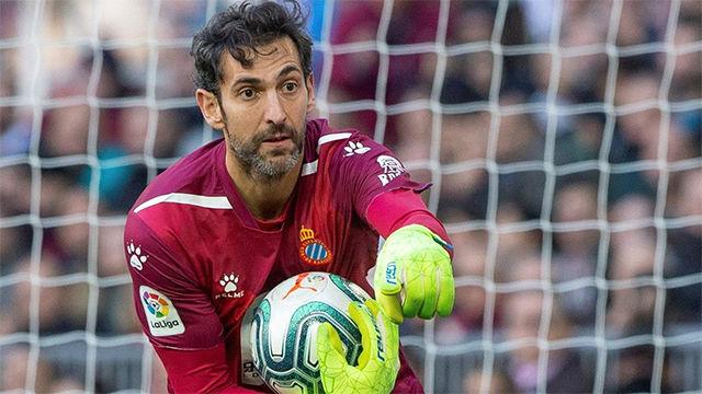 """Diego López: """"Basta de palabras, queremos hechos, puntos y resultados"""""""