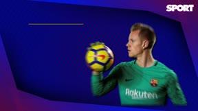 El 1x1 del Barça ante el Athletic al descaso