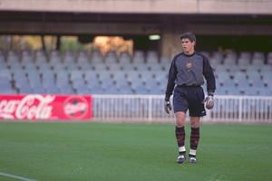 8.Víctor Valdés 2000-2001