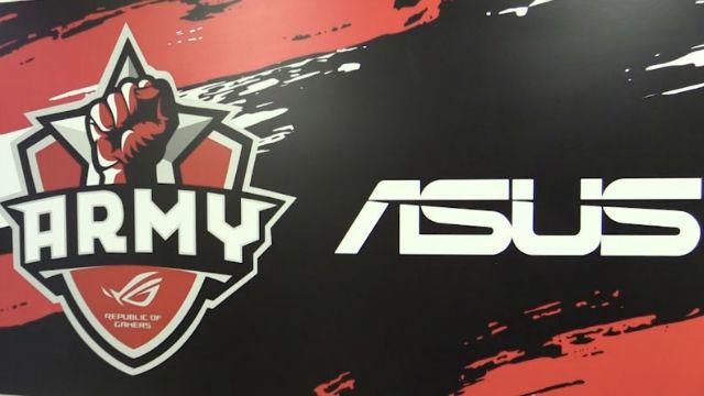 Así es la Gaming house de Asus Rog Army