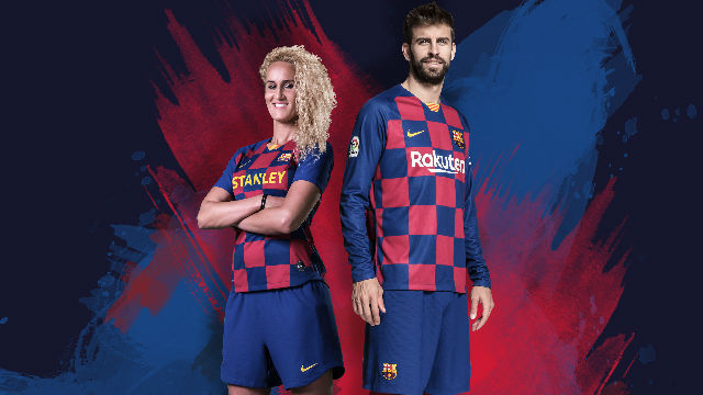 Así es la nueva equipación del FC Barcelona