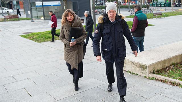 Bandrés afirma desconocer el destino del dinero en efectivo en Osasuna