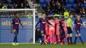 El Barça B ya espera al Badajoz