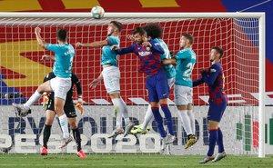 FC Barcelona, 1 - CA Osasuna, 2