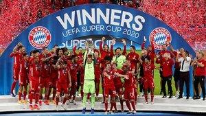 Bayern campeón supercopa