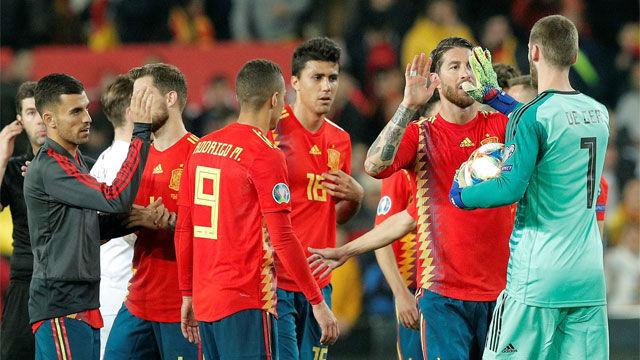 Camino Eurocopa 2020 - España visita Malta con el recuerdo del 12-1