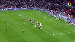 La compilación definitiva: todos los goles de falta de Leo Messi en LaLiga