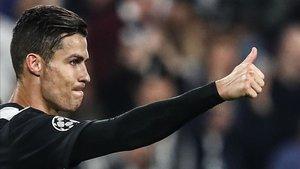 Cristiano se quedará en la Juventus según Paratici