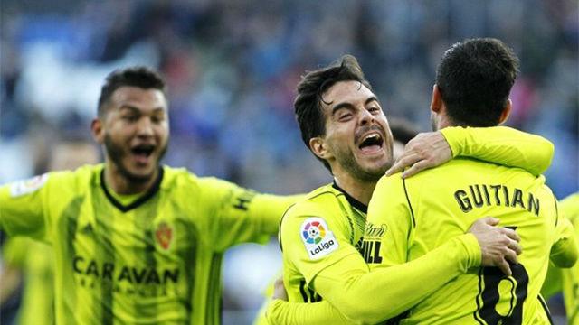 El Deportivo continúa hundiéndose tras perder contra el Zaragoza