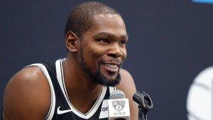 Durant perdió el primer partido en el NBA 2K