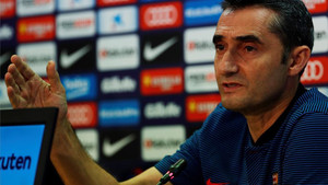 Ernesto Valverde, en imagen de archivo