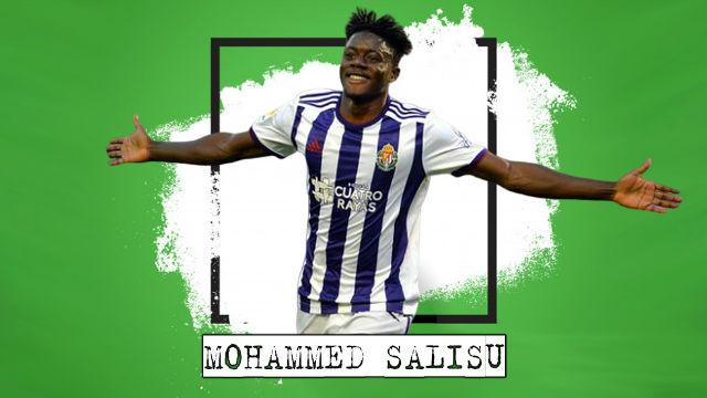 EL ESCAPARATE: Así juega Mohammed Salisu, la sensación de LaLiga