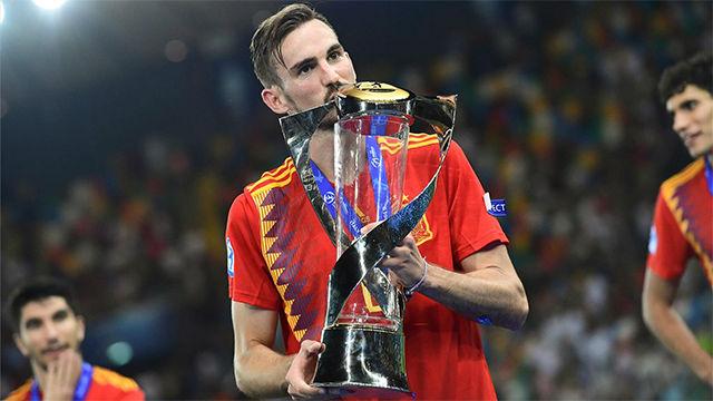 Fabián Ruiz: La confianza nos ha hecho campeones