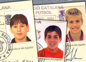 12. Gerard Piqué 1999-2000