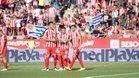 El Girona debe mejorar su números si quiere luchar por el ascenso