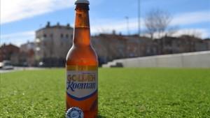 La Golden Koeman se elabora en Igualada