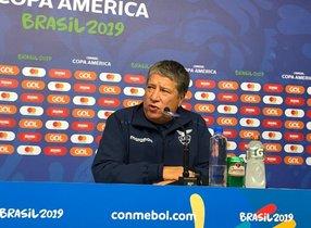 Hernán Gómez vive su segunda etapa con Ecuador desde el 2018