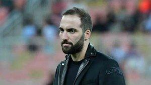 Higuaín irá cedido al Chelsea