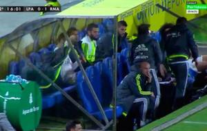 Isco, como todo el Real Madrid, estuvo nefasto en la segunda mitad