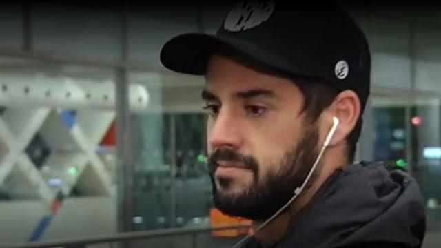 Isco confirma que se queda en el Madrid
