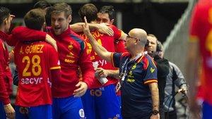 Jordi Ribera está satisfecho, pero mantiene los pies en el suelo
