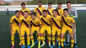 El Juvenil no pasó del empate en Huesca