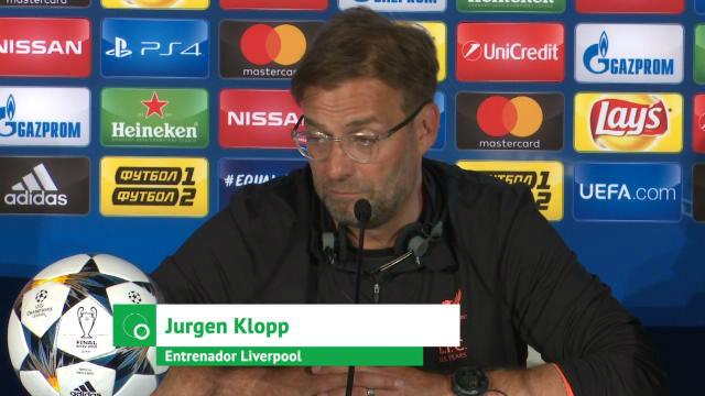 Klopp analizó la final de Champions
