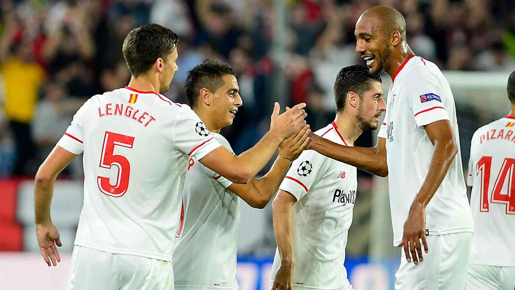 LACHAMPIONS | Sevilla - Spartak Moscú (2-1)