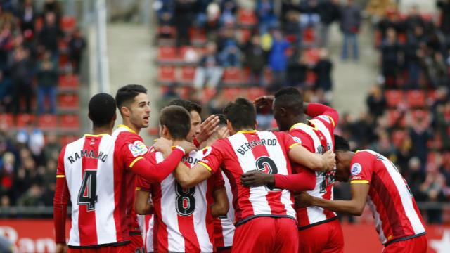 LALIGA   Girona - Las Palmas (6-0)