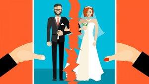 Los divorcios en España bajan durante el primer trimestre de 2020
