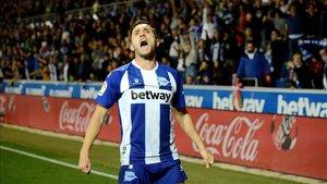 Lucas Pérez abre la puerta al Barça