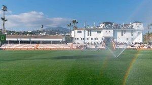 El Marbella Football Center tiene unas instalaciones magníficas