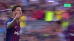 Messi empezó la Champions con un hat trick ante el PSV