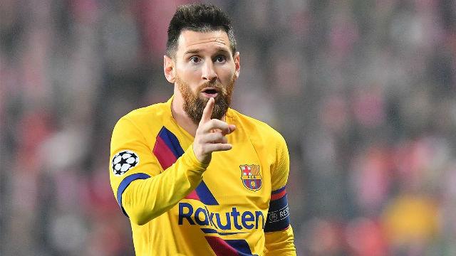 Messi habló sobre su futuro en TyC Sports