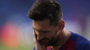 Messi habría decidido dejar el Barça