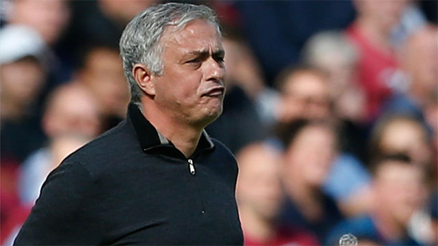 Mourinho vuelve a llorar por el arbitraje